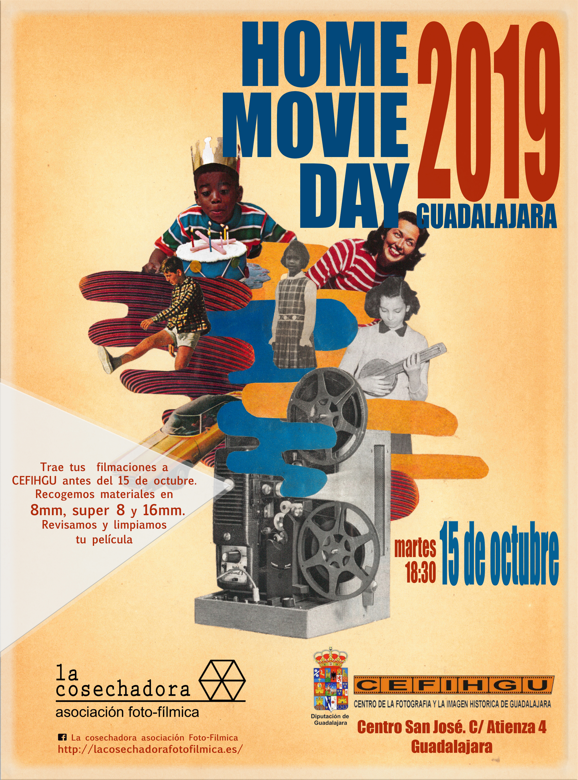 Home movie day 2019 cartel